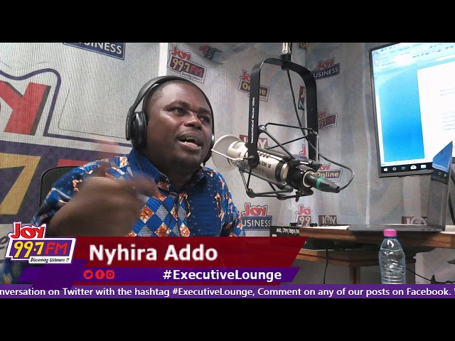 Executive lounge on Joy FM (31-7-18)