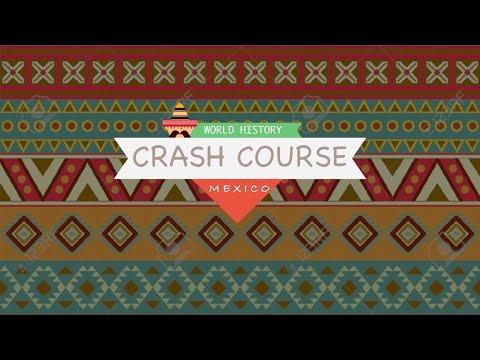 Mexican History [1800 - 1900]: Crash Course Mexico #1