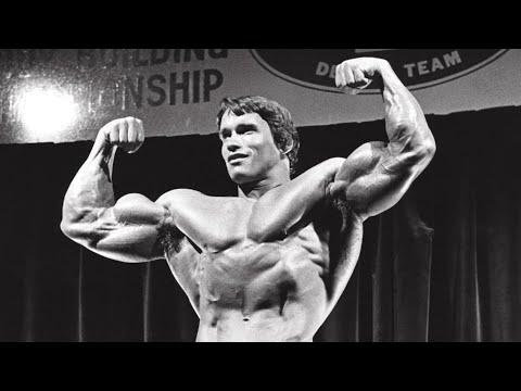 A Vida de Arnold Schwarzenegger
