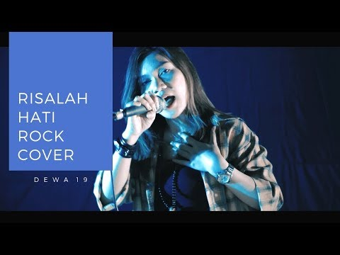 Risalah Hati Rock - Dewa 19 - Cover By Jeje GuitarAddict Ft Shella Ikhfa