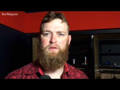 Rangers' Andrew Cashner OK after bat scare