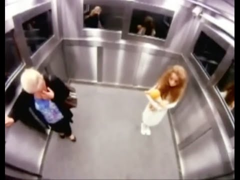 Brazilian GHOST GIRL SCARY ELEVATOR PRANK IN BRAZIL   better than horror movies