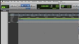 Recording with Pro Tools 10 and Apogee Quartet