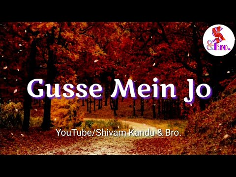 """Gussa"" True Heart Touching  Whatsapp Status Video 