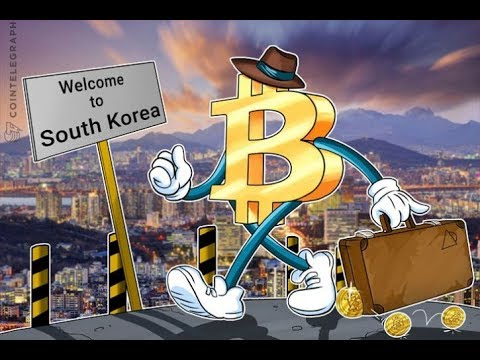 South Korea Legalizes Bitcoin!