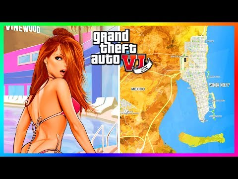 Grand Theft Auto 6 News: Single Protagonist, Female Only Main Character & MORE! (GTA 6 Details)