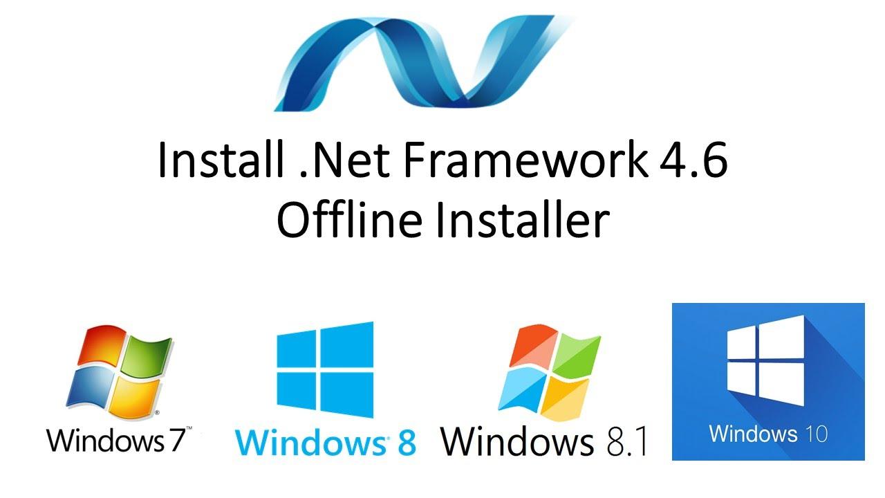 скачать net framework 4.6 2
