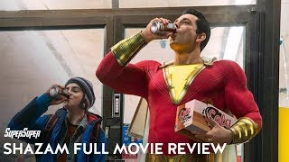 Shazam! Full Movie Review in Hindi | SuperSuper