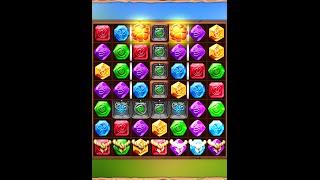 планета самоцветов 617 уровень Прохождение / Gemmy Lands level 617 Walkthrough