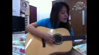 Guitar Tình yêu Facebook