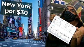 Viaje a New York por $30