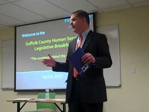 Rep. Marty Walsh to Nonprofits: Speak as One Voice