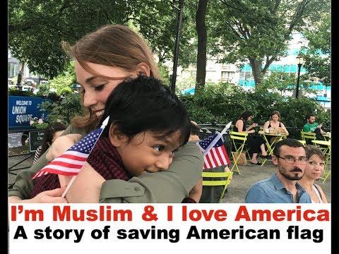 I'm Muslim & I love America