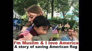 I'm Muslim & I love America-- Unofficial Trailer