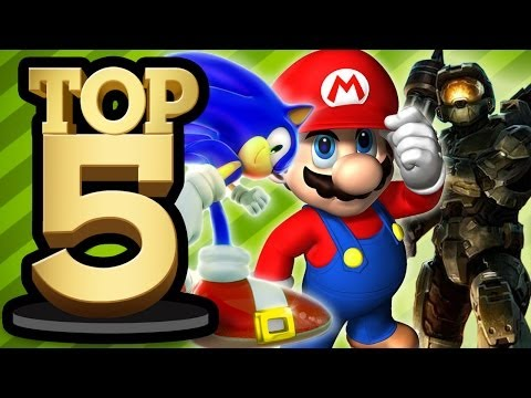 TOP 5 CONSOLE LAUNCHES