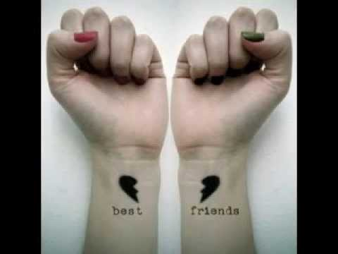 Creative Tattoo ideas for best friends - YouTube