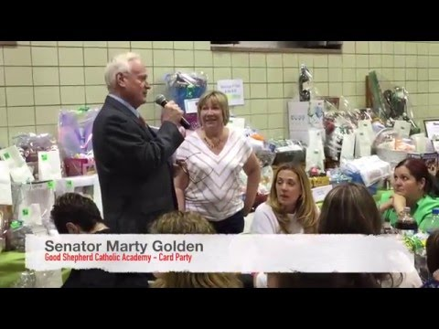 Senator Marty Golden: Good Shepherd Catholic Academy
