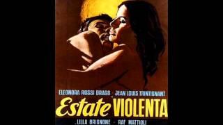 Canzone di Rossana (Estate violenta) - Mario Nascimbene - 1959