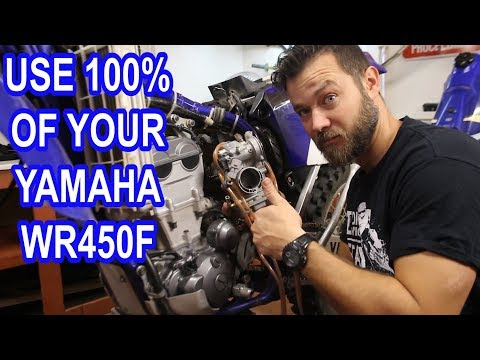 Yamaha WR450F throttle stop removal mod - free mods wr450f & wr250f