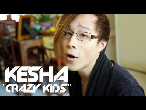 "KESHA - ""CRAZY KIDS"" COVER (@RosendaleSings)"