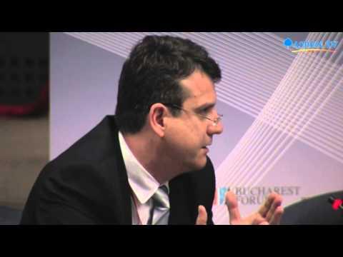 Mihai Diamandopol at Bucharest Forum Healthcare 2015
