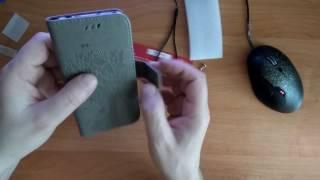 Чехол книжка для Huawei Honor 5A LYO L21