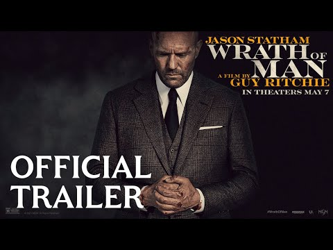 WRATH OF MAN   Official Trailer   MGM Studios
