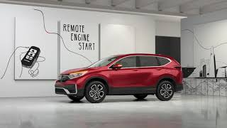homepage tile video photo for Honda CR-V vs. Subaru Forester
