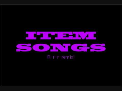Lil D Mix - Item Song Mashup