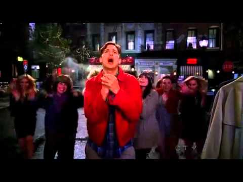 Two And A Half Men - You're A Douche Song ( Ashton Kutcher ) ( HD )