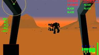 Repeat youtube video MechWarrior 2 Ghost Bear's Legacy: 06 - Strike on Chandler (Hard Nova)