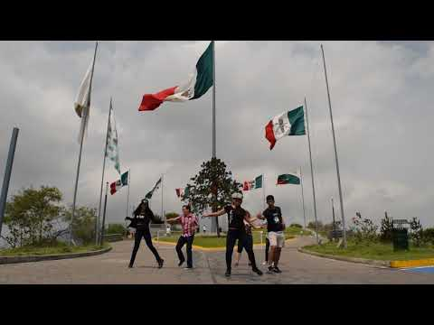 International Flash Mob West Coast Swing 2017 Monterrey, México