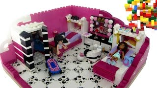 Lego Friends Child Room by Misty Brick.