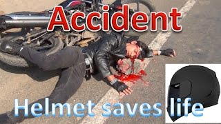 ACCIDENT WITHOUT HELMET: SAFETY AWARENESS.mp3