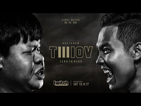 TWIOV3 : EP.16 KQ vs OAK ( FINAL ) | RAP IS NOW