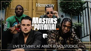 Krept & Konan x Slaves - Told You / The Hunter – Live to vinyl at Abbey Road Studios – Hennessy