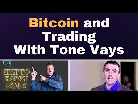Bitcoin, Maximalism, Altcoins and the Crypto Market with Tone Vays