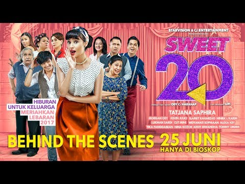 SWEET 20 Behind The Scenes