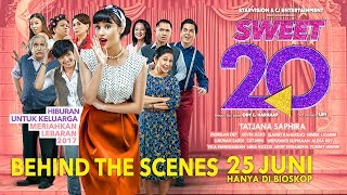 Video SWEET 20 Behind The Scenes download MP3, 3GP, MP4, WEBM, AVI, FLV Agustus 2018