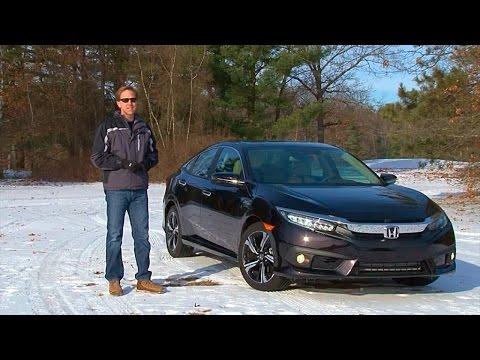Honda Civic 2016 Review | TestDriveNow
