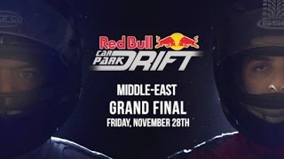 Support Ahmed Tarek & Haitham Samir At Red Bull CPD 2014 Finals in Dubai