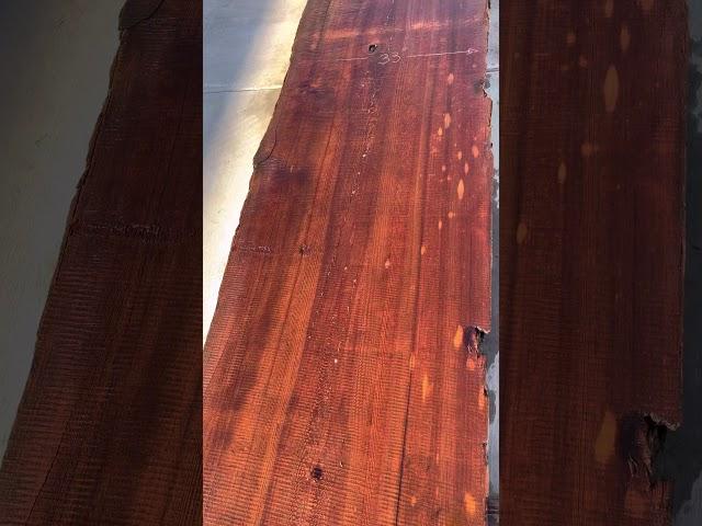 Old Growth Redwood Slab #8