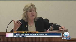 Defense expert says Hadley had