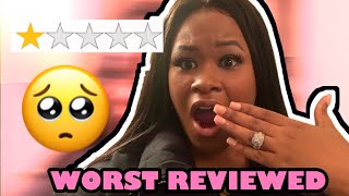 GOING TO THE WORST REVIEWED NAIL SALON IN MY CITY (1 STAR)