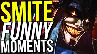 ATTACK SPEED LOKI IS OP! (Smite Funny Moments)