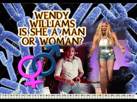 Wendy Williams, Is She a Man or Woman 🤔??
