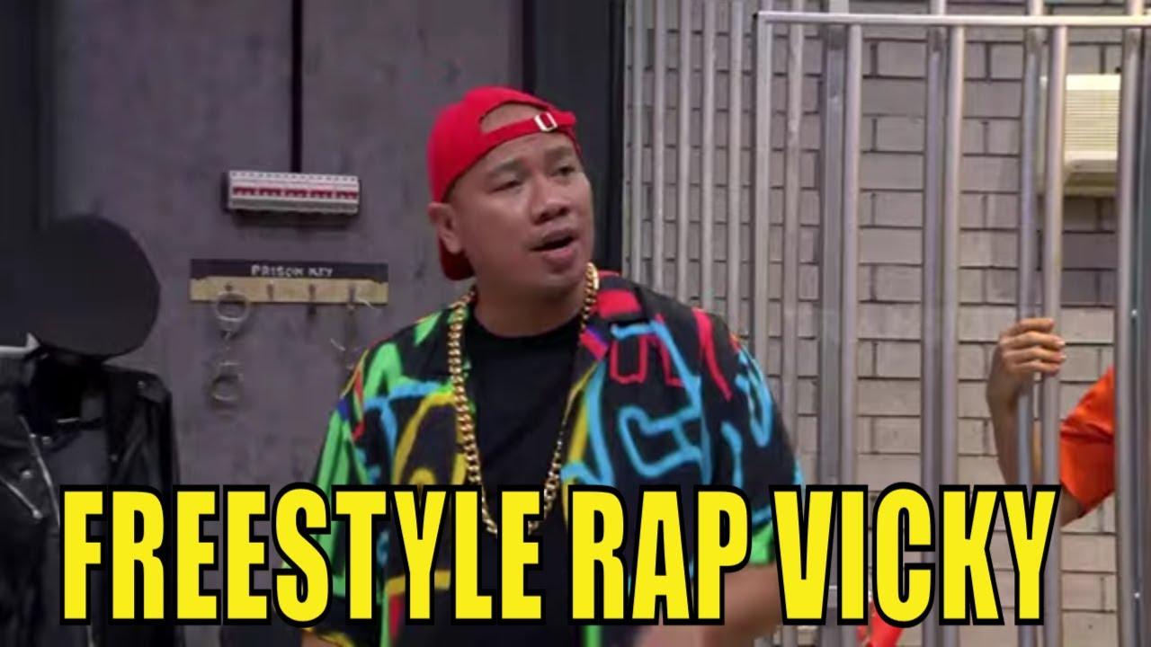 Vicky Ditantang Freesytle Rap | LAPOR PAK! (02/06/21) Part 4