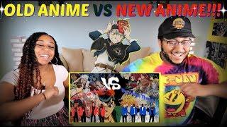 "Rdcworld1 ""OLD ANIME THEMES VS. NEW ANIME THEMES"" REACTION!!"