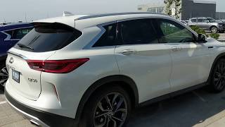 2019 Infiniti QX50 Sensory Review
