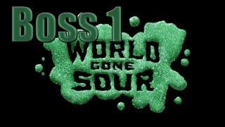 World Gone Sour Playthrough Level 4 (1st BOSS)